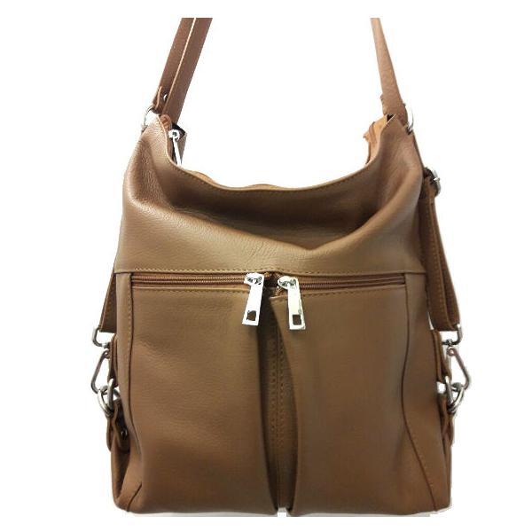 Bolso mochila piel MF 668848