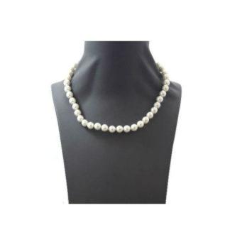Collar Perlas Plata Pro