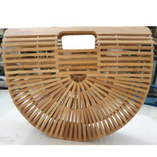 Bolso madera MF bambu G