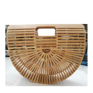 Bolso madera MF bambu